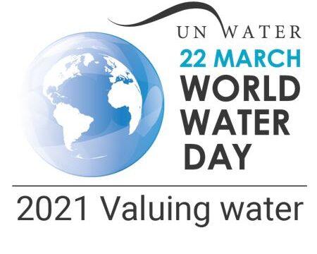 Kovo 22-oji –  Pasaulinė vandens diena